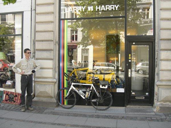 Erik voor Larry vs Harry